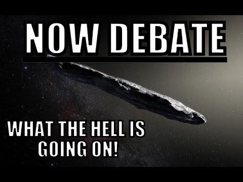 2018 Psychic Predictions, Russian flash, Pentagon UFO program, UFo news,  Oumuamua  NOW DEBATE