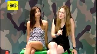 Άννα Ρεζάν & Βαρβάρα Σάσαρη. Το ντουέτο του καλοκαιριού στο  Cool.E.R. 22/6/17