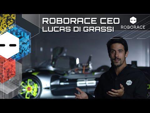 Formula E Champion Lucas Di Grassi is New CEO of Roborace