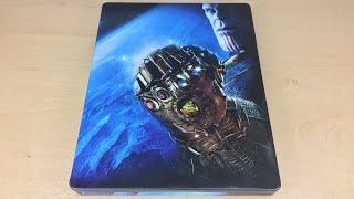 Avengers: Infinity War - Best Buy Exclusive 4K Ultra HD Blu-ray SteelBook Unboxing