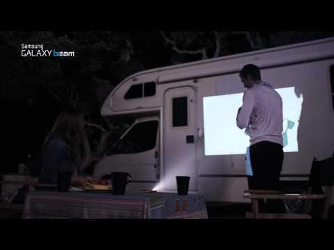 Samsung Galaxy Beam Promotional Video