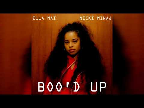 Ella Mai Ft. Nicki Minaj - Boo'd Up Remix (Without Quavo)