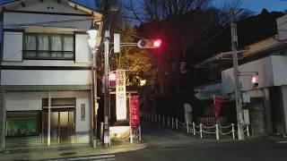 温泉地だけあって、温泉地にちなんだ神社があるもんなんですね。夜なん...