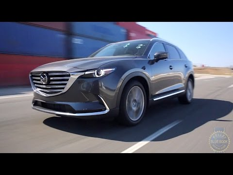 2016 Mazda CX-9 – Review and Road Test