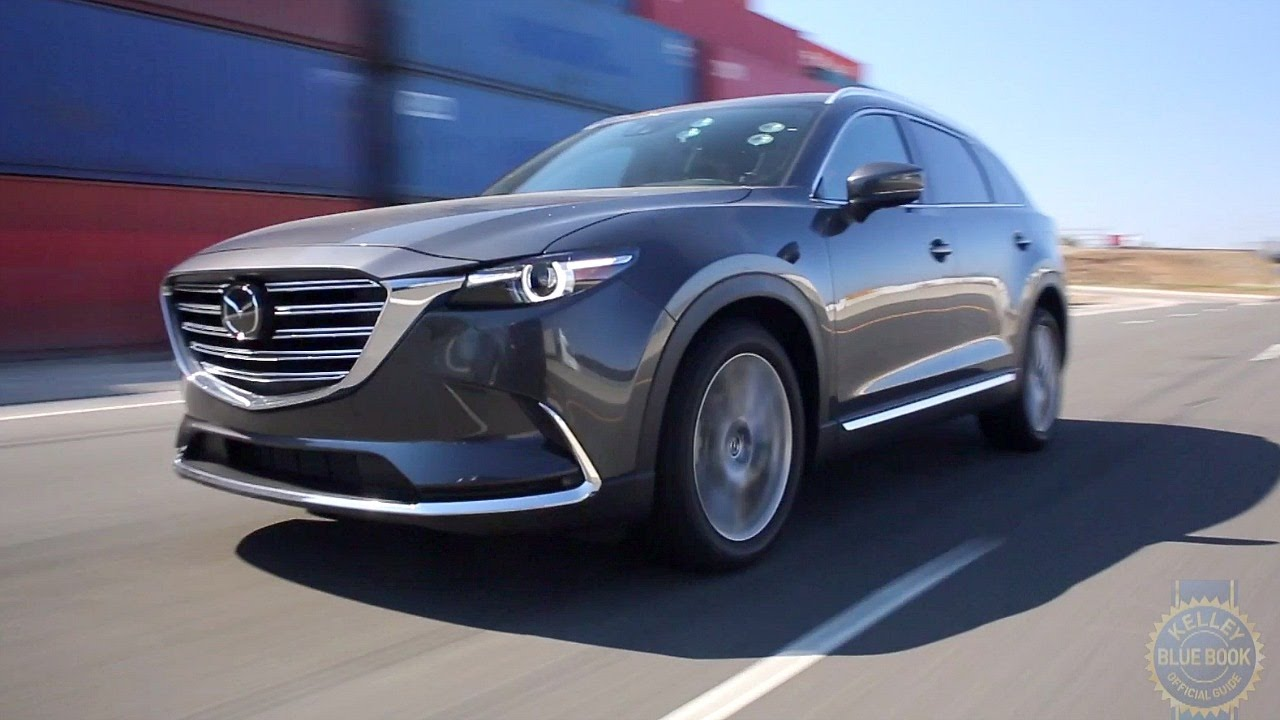 2017 mazda cx-9 - review and road test - youtube