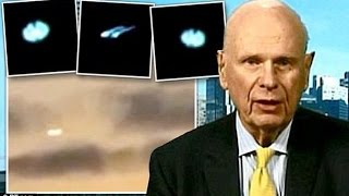 Governments are HIDING aliens, claims former defence minister: Paul Hellyer urges world leaders to r