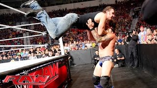 Dean Ambrose, Sami Zayn & Cesaro vs. Chris Jericho, Alberto Del Rio & Kevin Owens: Raw, May 30, 2016