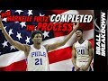How Markelle Fultz Completed THE PROCESS