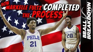 How Markelle Fultz Completed THE PROCESS thumbnail