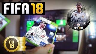 UNBOXING FIFA 18 XBOX 360 / EDICIÓN LEGADO CR7 / REVIEW / ANALISIS