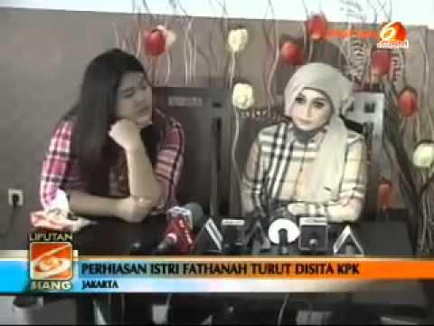 Dicari! Hit Single `Tukang Porot` Istri Ahmad Fathanah