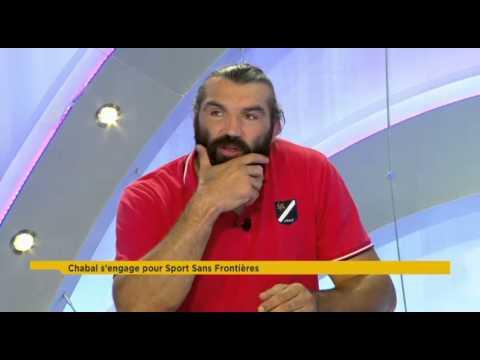 Chabal Sport partenaire de Sport Sans Frontières