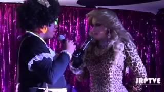 Daniela Alvarado en Chiky Top Show  Caracas