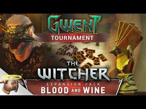 GWENT TOURNAMENT CHAMPION! | The Witcher 3: Blood and Wine