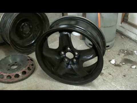 DIY Widening steel wheels - MAD Offset #2