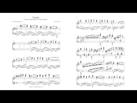 [NEW] Maksim - Exodus Sheet Music