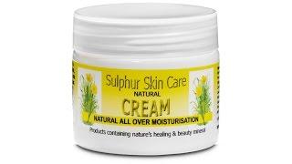 Sulphur Skin Care Natural Cream