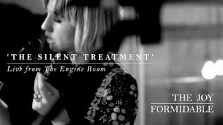 Смотреть клип The Joy Formidable - Silent Treatment