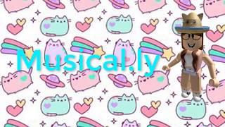 Roblox meus Musical.ly! #17