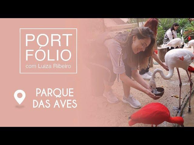 Programa Portfólio - FOZ DO IGUAÇU - Parque das Aves