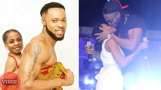 Flavour & His Girl Chidinma Celebrate At His 35th Birthday Party