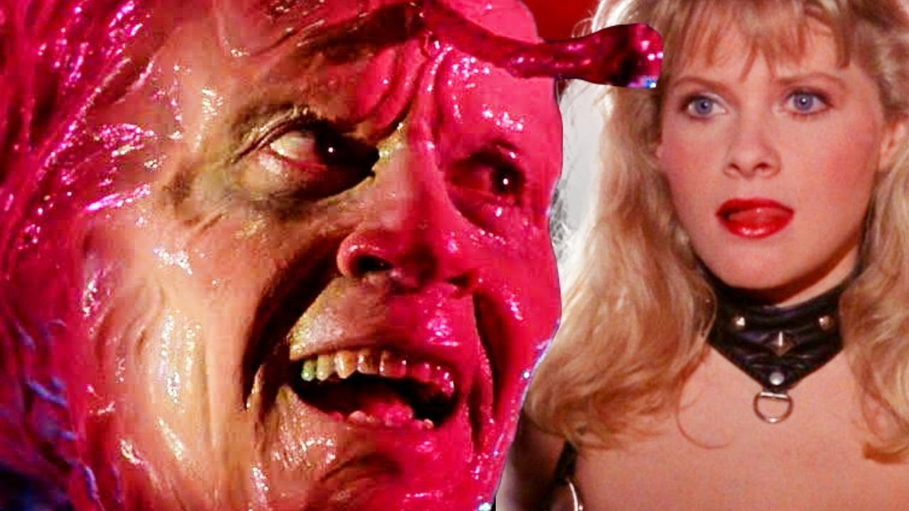 Download Lovecraftian Entity And Para-Dimension of From Beyond (1986) Explored - Lost 80's Sci-Fi Horror Gem