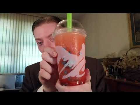 How Refreshing is Taco Bell's Watermelon Freeze?