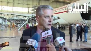 منير كمال عماري / مدير العمليات الأرضية لدى الخطوط الجوية الجزائرية  -el bilad tv -