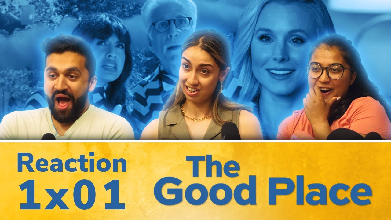 The Good Place - 1x1 Everything Is Fine - Group Reaction