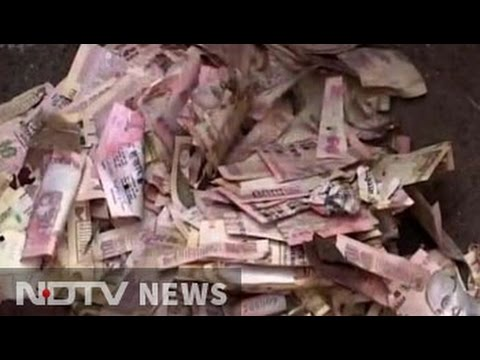 2 Sacks Of Torn 500, 1,000 Rupee Notes Found In Posh Kolkata Area