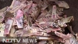 2 Sacks Of Torn 500, 1,000 Rupee Notes Found In Posh Kolkata Area