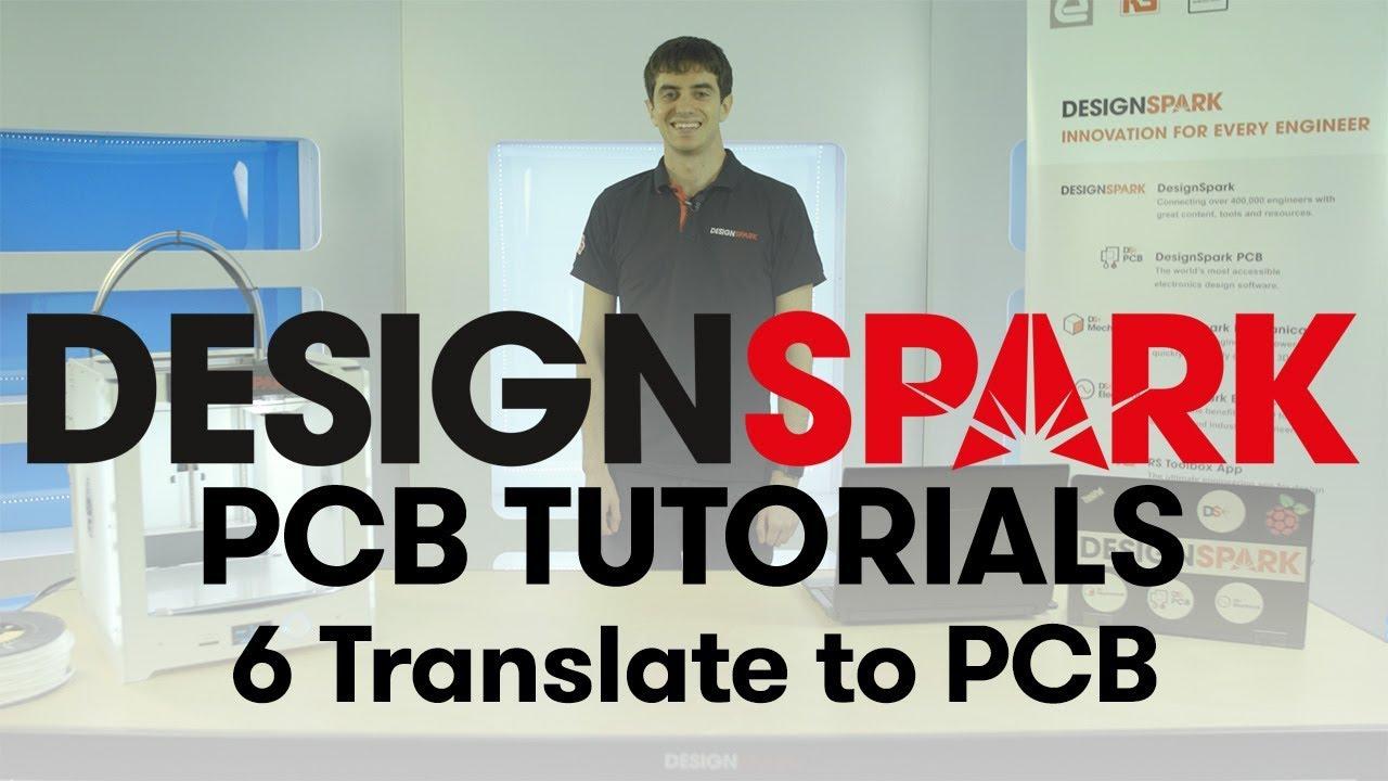 Designspark Pcb Training 6 Translate To Youtube Mini Gps Tracker Circuit Board Buy Designpcb