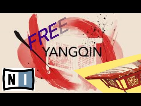 Native Instruments FREE YANGQIN Kontakt instrument