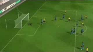 ® Fifa 2009 FOR WII gameplay
