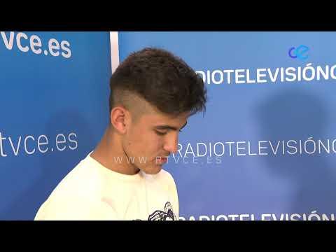 Aisar Ahmed ha rechazado ofertas de segunda b para jugar en la AD Ceuta