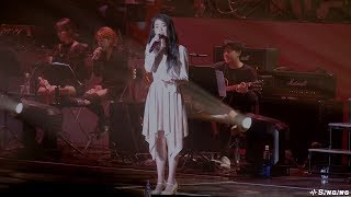 191201 IU (아이유) - 孤獨的總和 @2019 IU Tour Concert <Love,Poem> in Taipei