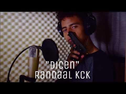 """RANDAAL KCK - """"DICEN"""" // RETRO COMPANY"""
