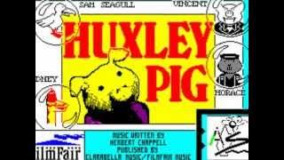 HUXLEY PIG (THEME TUNE) 1985-1990