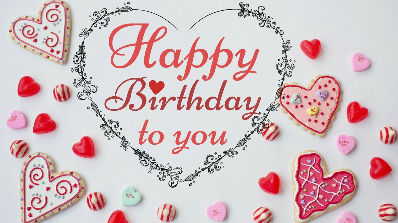 Happy birthday greetings february born birthday wishes youtube m4hsunfo