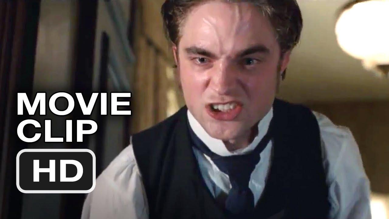 Download Bel Ami Movie CLIP #4 (2012) - Robert Pattinson Gets Violent - HD
