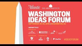 Secretary Jeh Johnson / Washington Ideas Forum