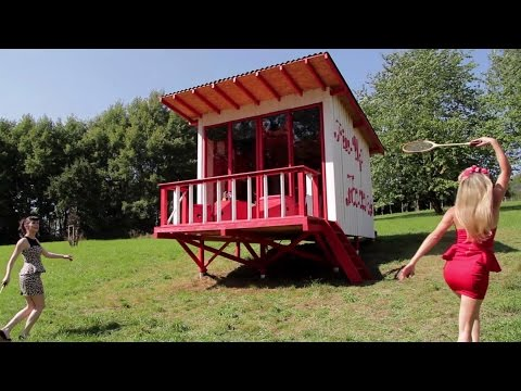 Cheryl cabin plans