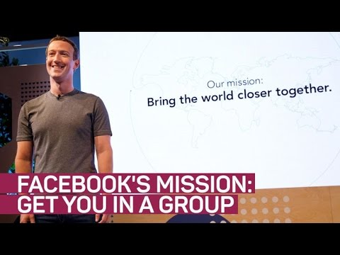 The Major Flaw with Facebook's New Mission