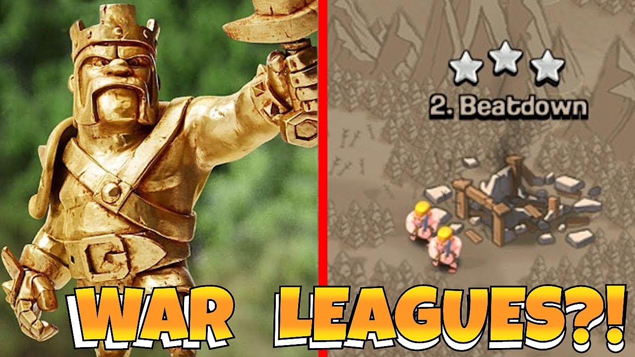 """NEW CLAN LEAGUES!?! 3 STAR TH 12 """"Clash Of Clans"""" MY THOUGHTS!!"""