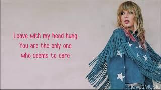 Gambar cover Taylor Swift - Miss Americana & The Heartbreak Prince (Lyrics)