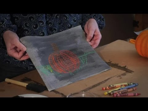 Classroom Pumpkin Painting Ideas : Art Projects for Kids