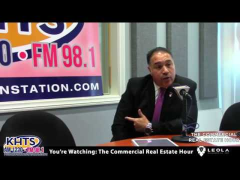 The Commercial Real Estate Hour - May 14, 2018 - KHTS - Santa Clarita