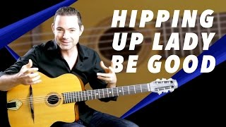 4 Chords To HIP up 'Lady Be Good' - Gypsy Jazz Guitar Secrets