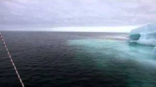 Northern Passage 28 Aug Old Iceberg.mp4