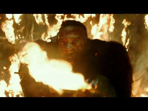 The Last Witch Hunter Movie Trailer | Cinemax